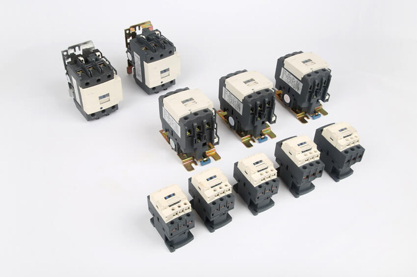 New Type AC Contactor LC1-D25
