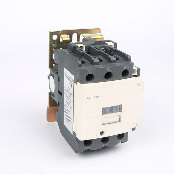 New Type AC Contactor  LC1-D40