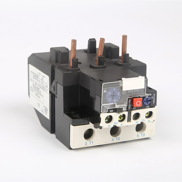 Thermal Overload Relay LR2-D33