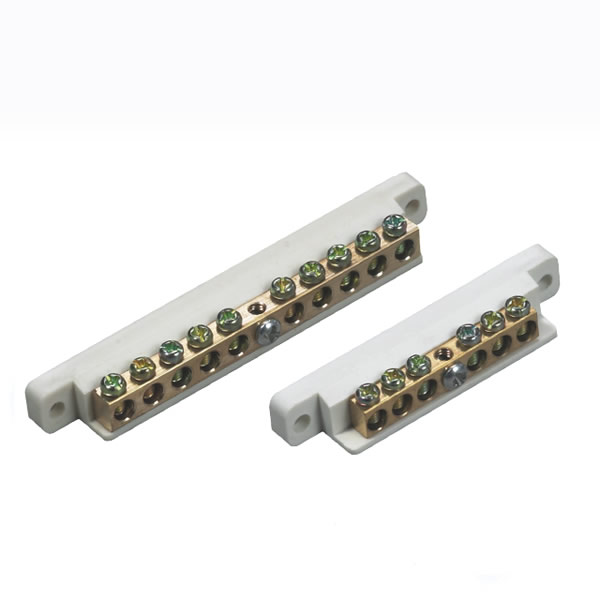 Din Rail Type Terminal Block 6holes