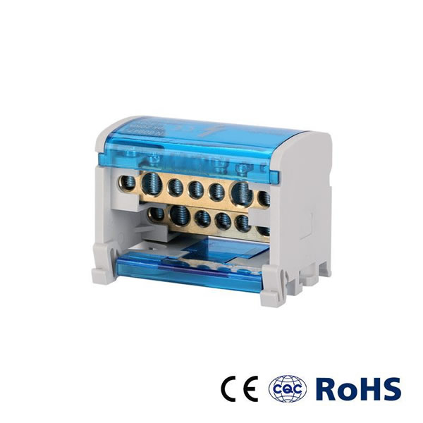 GP 207 Modular Screw Connection Distribution Block DIN