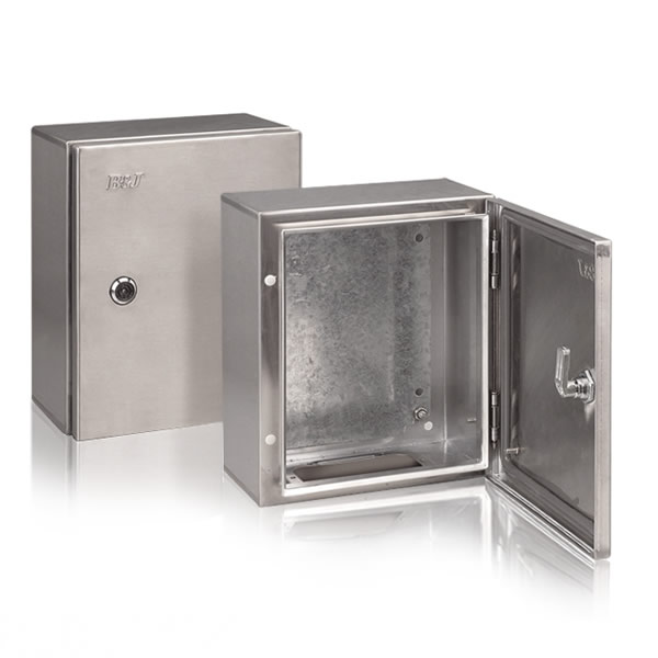 Outdoor Stainless Steel Enclosure Electrical Metal Junction Box