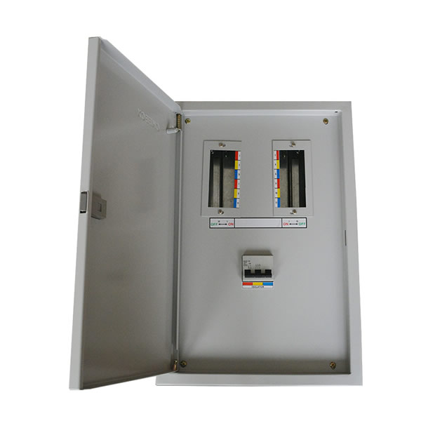 Professional Waterproof Metal Distribution Box Electricity Electrical Boxes